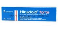 Hirudoid forte krém- 40g