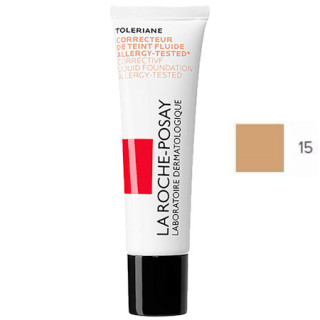 La Roche-Posay Toleriane Fluidní korektivní make-up 10