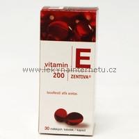 Vitamin E 200mg - 30 tbl.