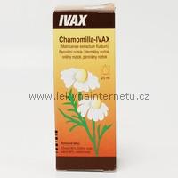 Chamomilla Ivax - 25 ml.