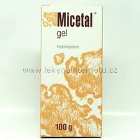 Micetal gel - 100 g