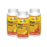 MegaCéčko - 100 tbl. různé příchutě