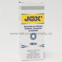 Jox - roztok 100 ml