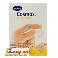 Cosmos textile elastic 2 velikosti - 20ks