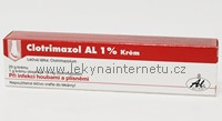 Clotrimazol AL 1% - 20g.