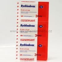 Spofaplast textilní náplast č. 166 - 3 ks 3M