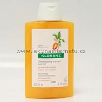 Klorane šampon s mangovým máslem - 200 ml