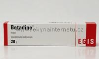 Betadine mast - 20 g