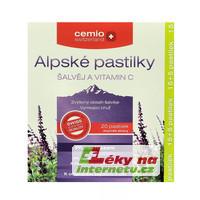 Cemio Alpské pastilky