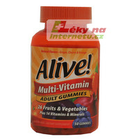 Alive! Multi-Vitamin Adult Gummies