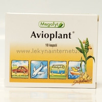 Avioplant - 10 kapslí