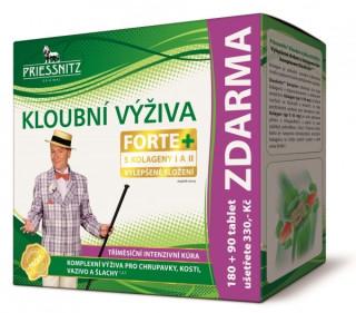 Priessnitz Kloubní výživa Forte+ s kolageny