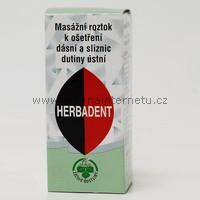 Herbadent - roztok 25ml