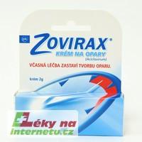 Zovirax krém - tuba