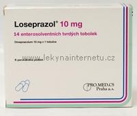 Loseprazol 10 mg - 14 tbl.