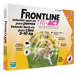 Frontline Tri-Act psi 5-10kg pipeta