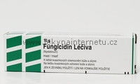 Fungicidin Léčiva mast - 10g