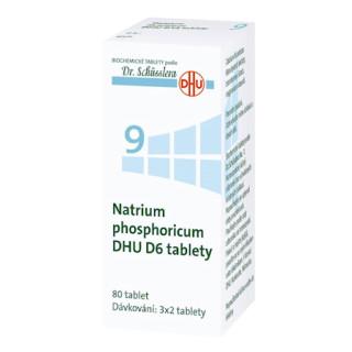 Schüsslerova sůl č. 9 - Schüsslerovy soli - Natrium phosphoricum