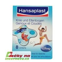 Hansaplast junior - klouby a kolena
