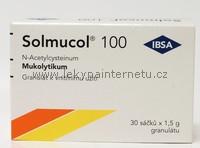 Solmucol 100 - 30 sáčků