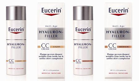Eucerin Hyaluron-Filler CC krém
